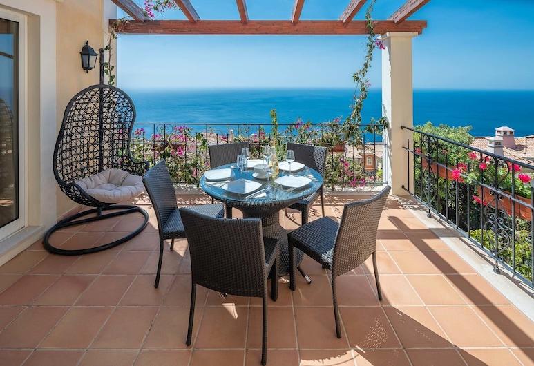 設計別墅飯店 - 帕爾海瑞村, 芳夏爾, 室外用餐