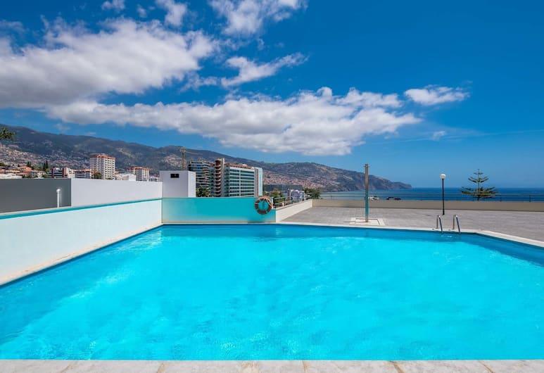 Miramar Apartment, Funchal, Udendørs pool
