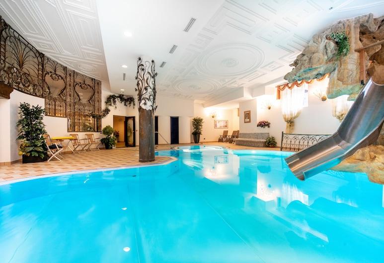 Hotel Alpe, Canazei, Vidaus baseinas