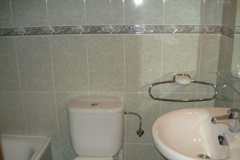 公寓, 2 間臥室, 海景 - 浴室