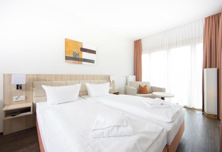 Hotel Saxenhof der Rhöner Botschaft, Dermbach, Double Room, Guest Room