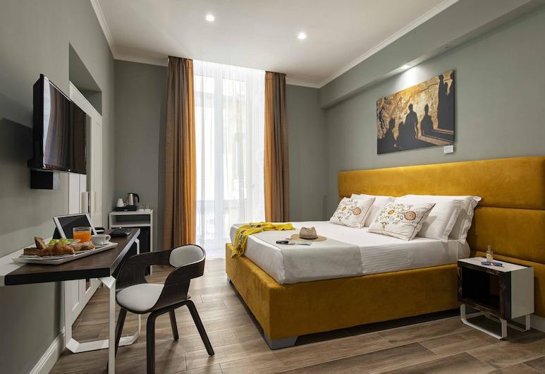Dante Maison De Luxe, Napoli, Doppia Deluxe, Vista dalla camera