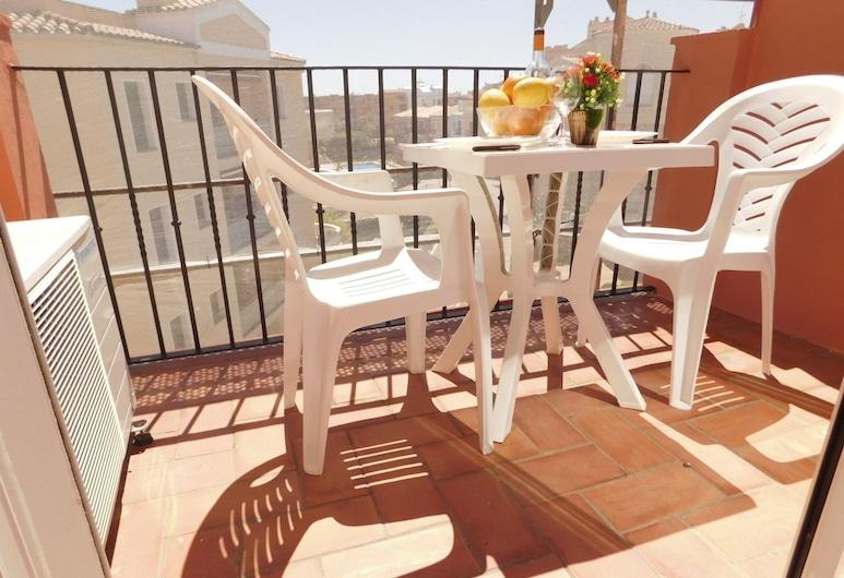 アパルタメント グラン リゼルバ - A208, カステーヨ デ エンプリエス, アパートメント 2 ベッドルーム, バルコニー