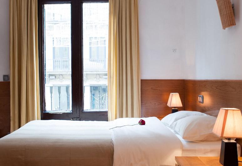 Centric Apartments Guest House, Barcelone, Studio Familial, Chambre