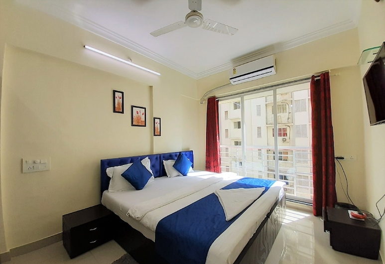 Dreams Service Apartment, Mumbai, Guest Room