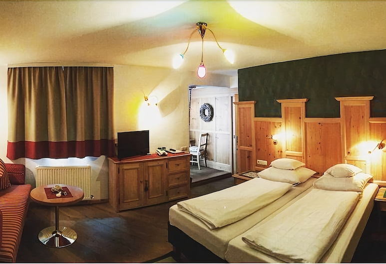 Hotel Schindler, Sankt Anton am Arlberg, Kamar Double, Kamar Tamu