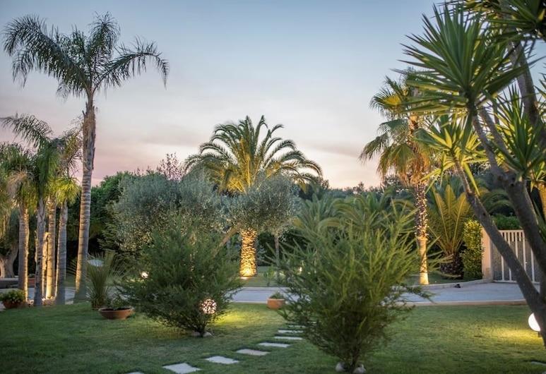 放鬆別墅酒店, 聖米凱萊薩倫蒂諾, 花園