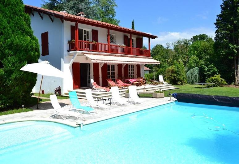 康博萊班驚人山景 6 房別墅飯店 - 附私人游泳池和專屬花園 - 離海灘 19 公里, Cambo-les-Bains