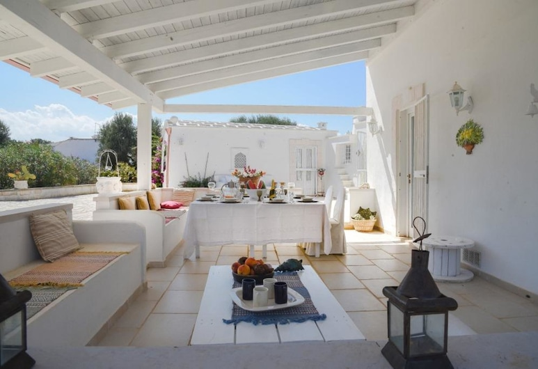 Villa Helios, Ostuni, Villa, 4 Yatak Odası, Kişiye Özel Havuzlu, Teras/Veranda