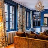 Apartmán typu Deluxe - Obývací prostor