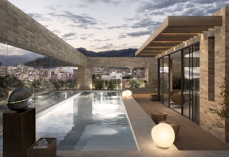 Cassa Luxury Homes, Bogotá, Svømmebasseng