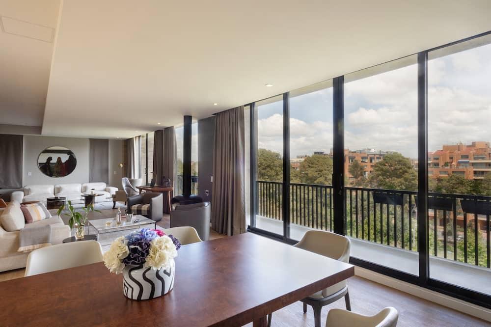 Penthouse Grand - Balcón