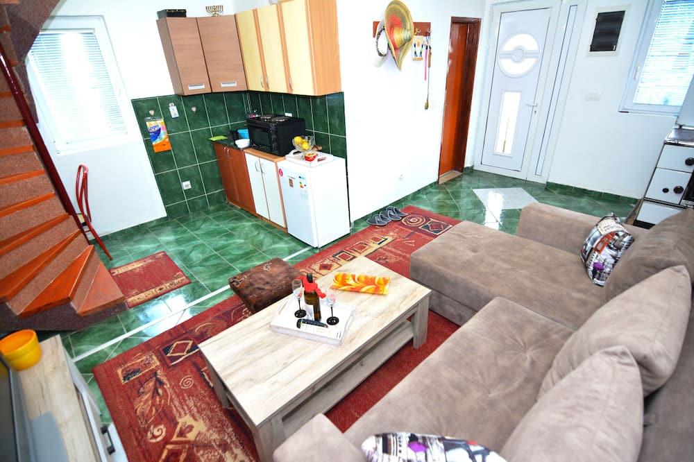 Comfort-talo - Oleskelualue