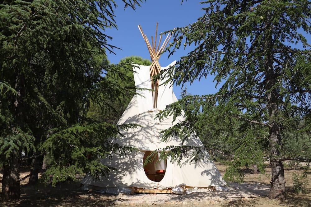 Klasiska telts (TIPI ) - Ārpuse