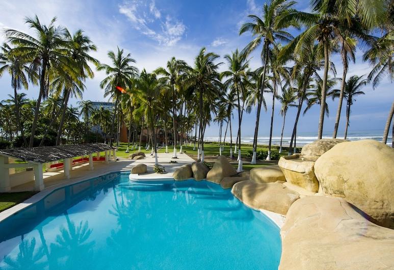 Villas San Vicente, Acapulco, Kültéri medence
