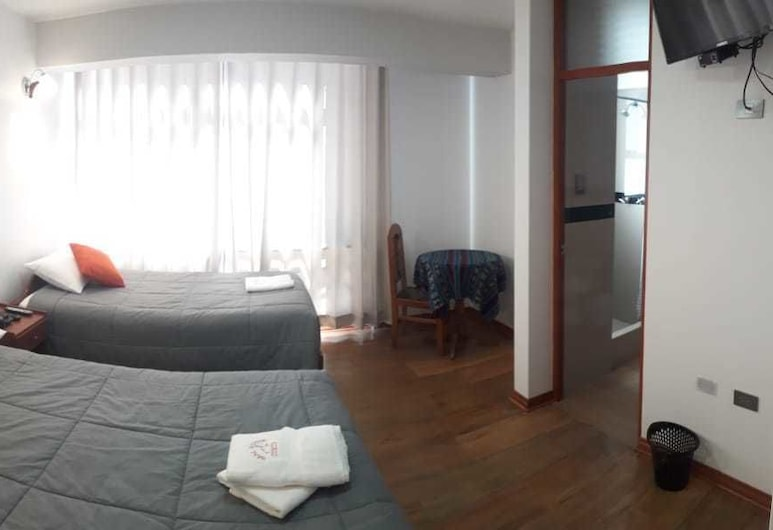 Hostal Real House Cusco, Cusco, Štandardná dvojlôžková izba, Hosťovská izba