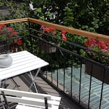 Twin Room (Anges) - Balcony