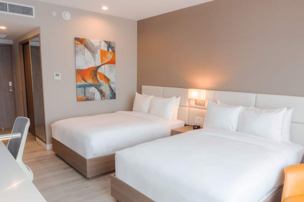 Habitación Business, 2 camas dobles - Cuarto de baño
