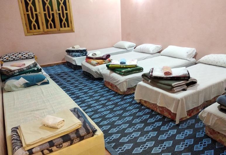 Riad El Alaoui - Hostel - Adults Only, Рабат, Общее спальное помещение, Несколько кроватей, Номер
