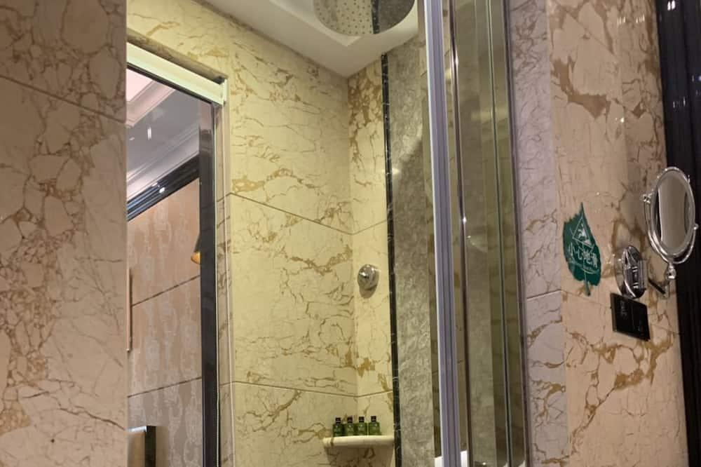 Habitación doble Deluxe, para no fumadores - Baño
