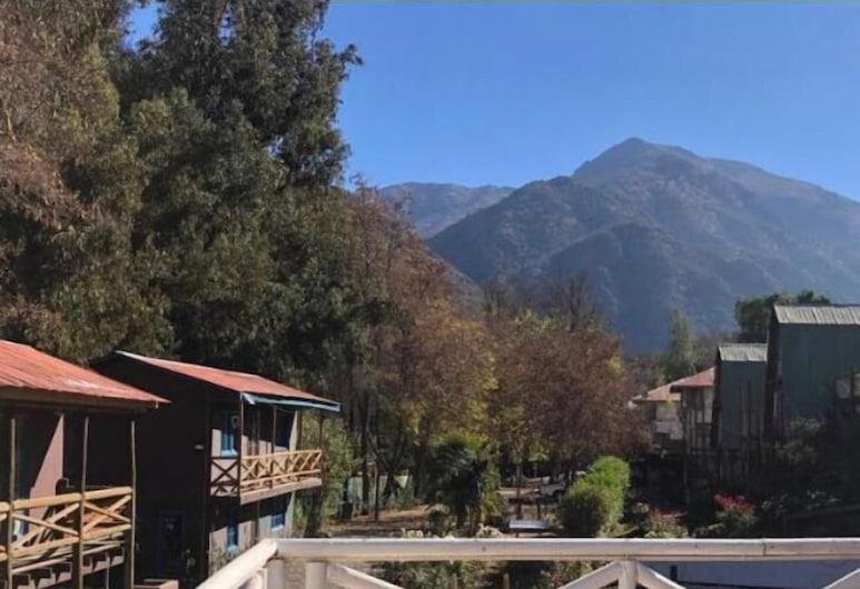 格里羅斯青年旅舍, San José de Maipo, 住宿正面