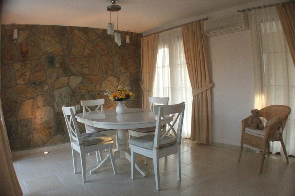Villa - Pasti in camera