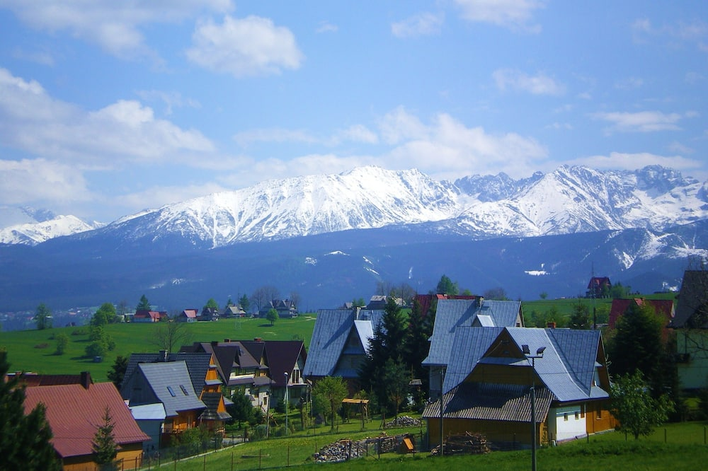 Vierbettzimmer - Bergblick