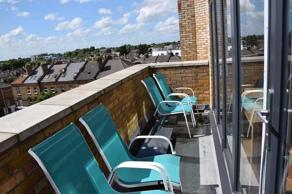 Apartamento - Área de Estar