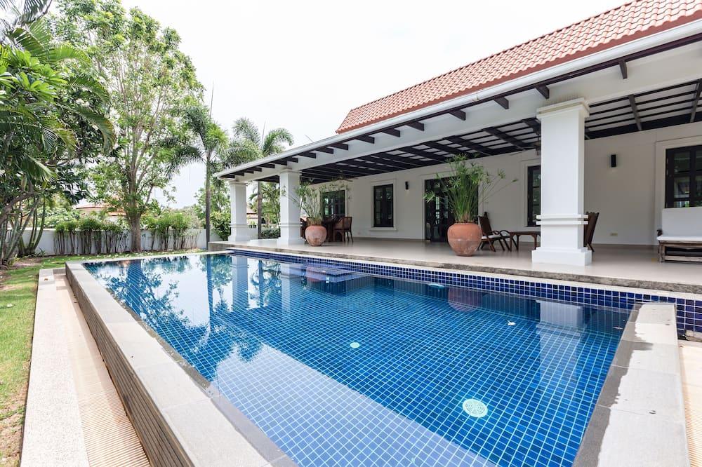 3-Bedroom Villa with a private Pool - Immagine fornita dalla struttura