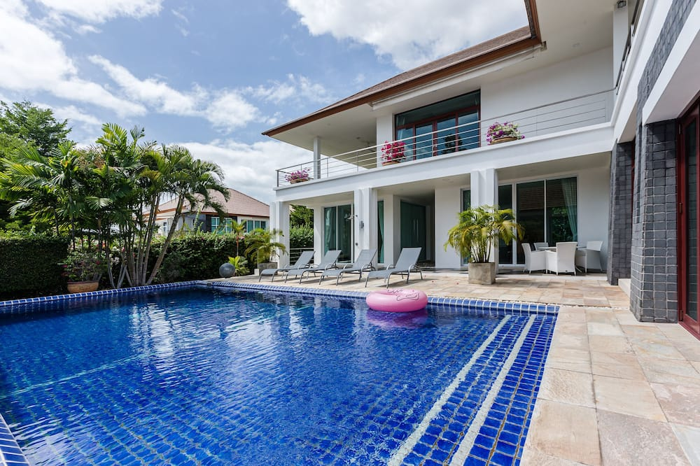Luxury-Villa - Privatpool