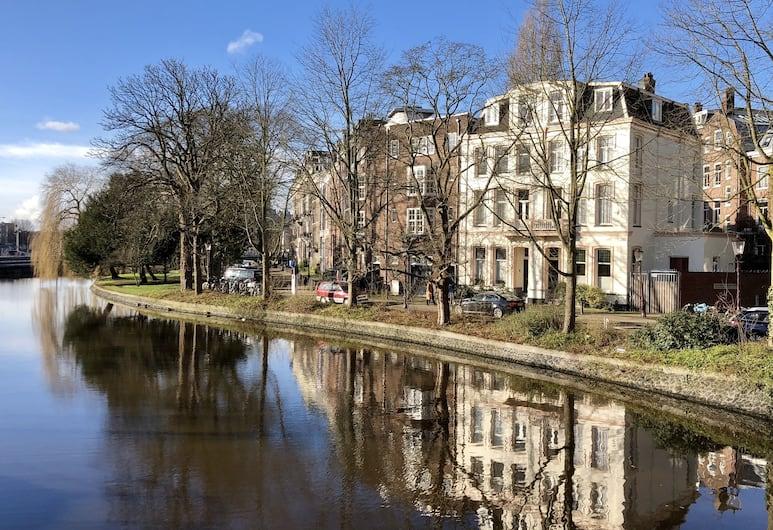 史賓諾薩套房酒店, 阿姆斯特丹, 住宿範圍