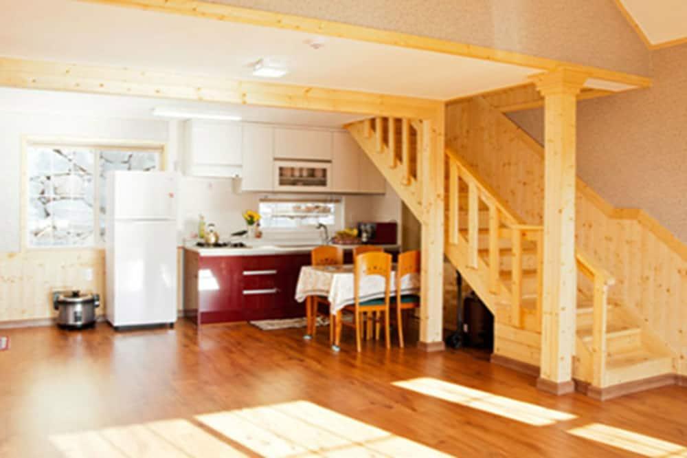 Family Duplex (Bam-Bae) - Living Area