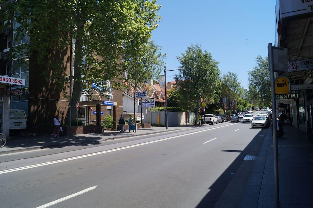 Widok ulicy