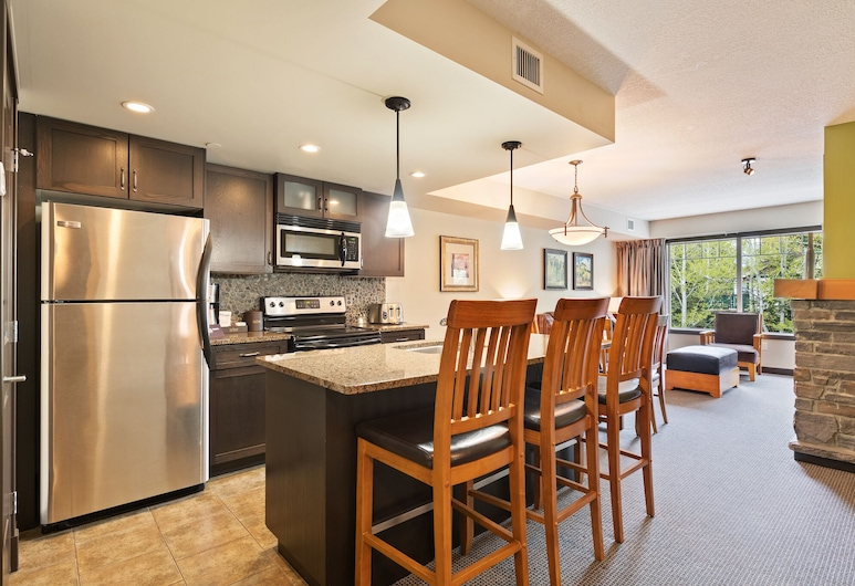 1br/1bth Amazing Mountain View Copperstone Resort, Dead Man's Flats, Private kitchen