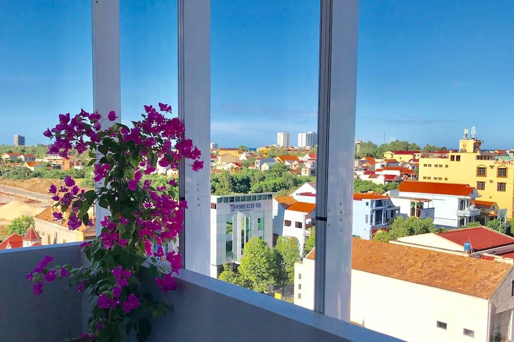Panoramic Room, Balcony, City View - Balkoni
