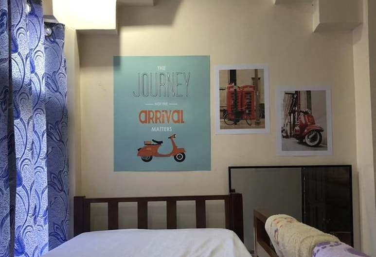 パラシオ デ パーニャ, タグビララン, 共同ドミトリー ベッドルーム (複数) (6-Bed Mixed), 部屋