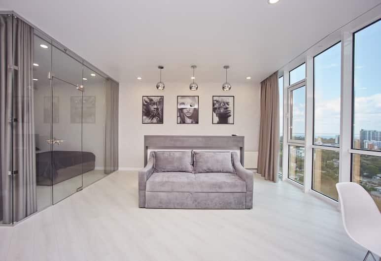 Apartment Nika 26, Odessa, Design Apartment, Room