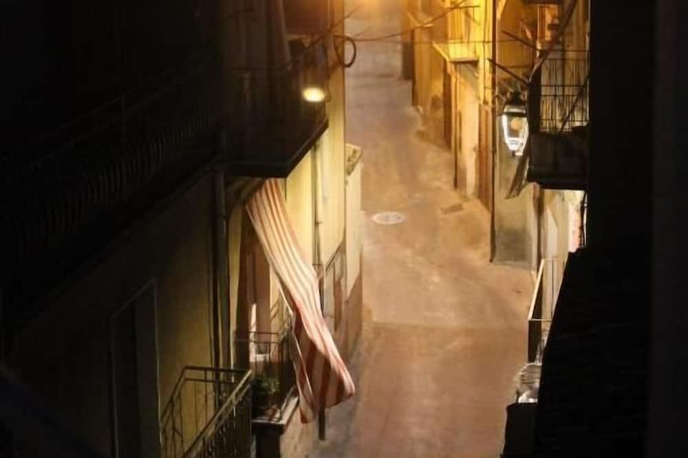 Δίκλινο Δωμάτιο (Double ή Twin) - Προβολή δρόμου