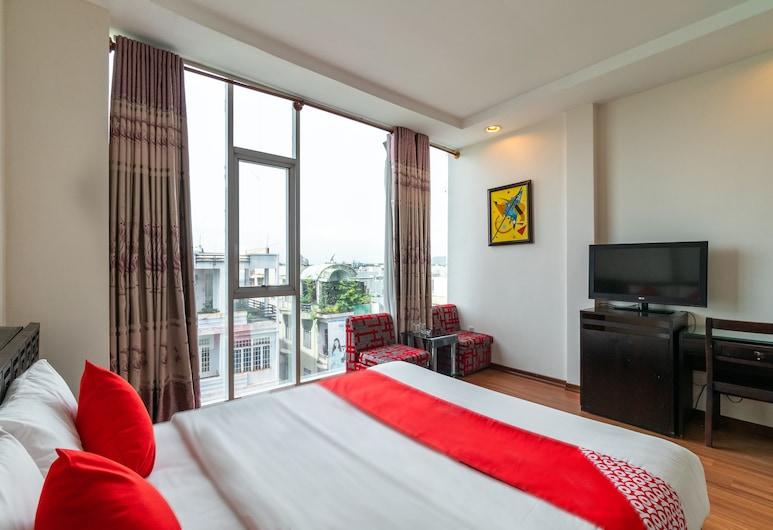 OYO 259 Little Home, Da Nang, Deluxe szoba kétszemélyes ággyal, Vendégszoba