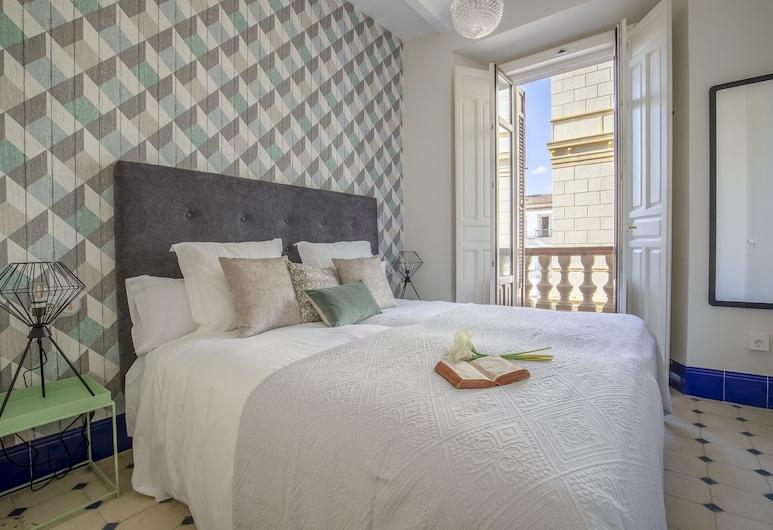 Living4Malaga Cervantes Supreme, Málaga, Superior külaliskorter, 4 magamistoaga, Tuba