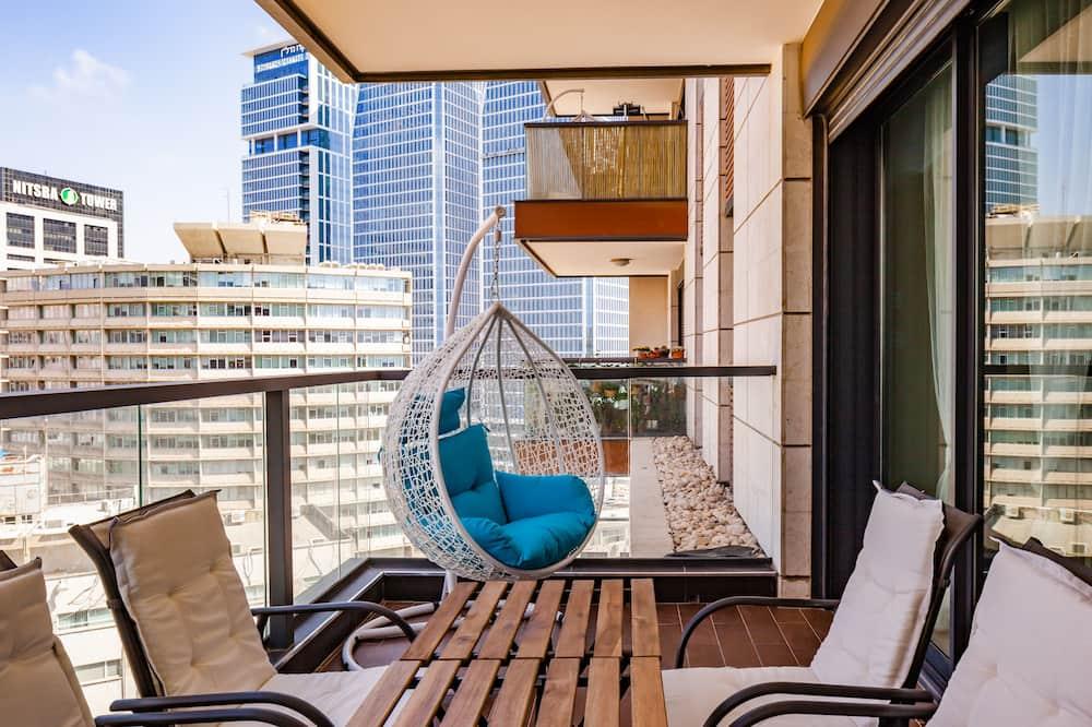 Superior-Apartment - Terrasse/Patio