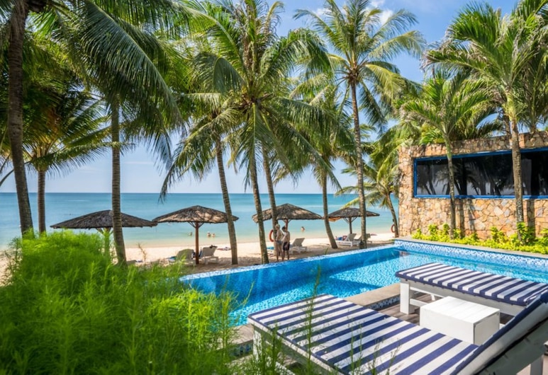 L'Azure Resort and Spa, Phú Quốc, Panoramic-Villa, eigener Pool, Meerblick, Ausblick vom Zimmer