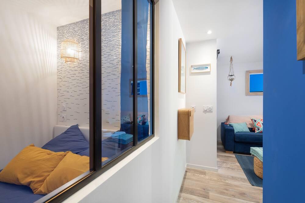 Appartamento familiare, bagno privato, vista città - Camera
