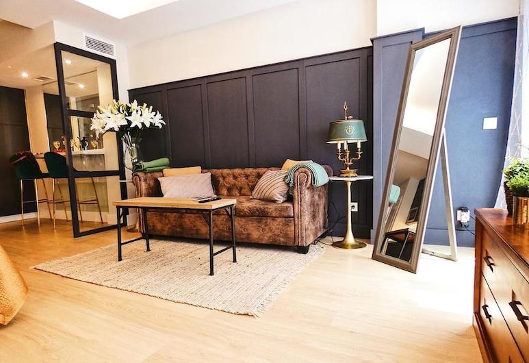 King's Jewel, Málaga, Apartment, 1 Bedroom, Living Area