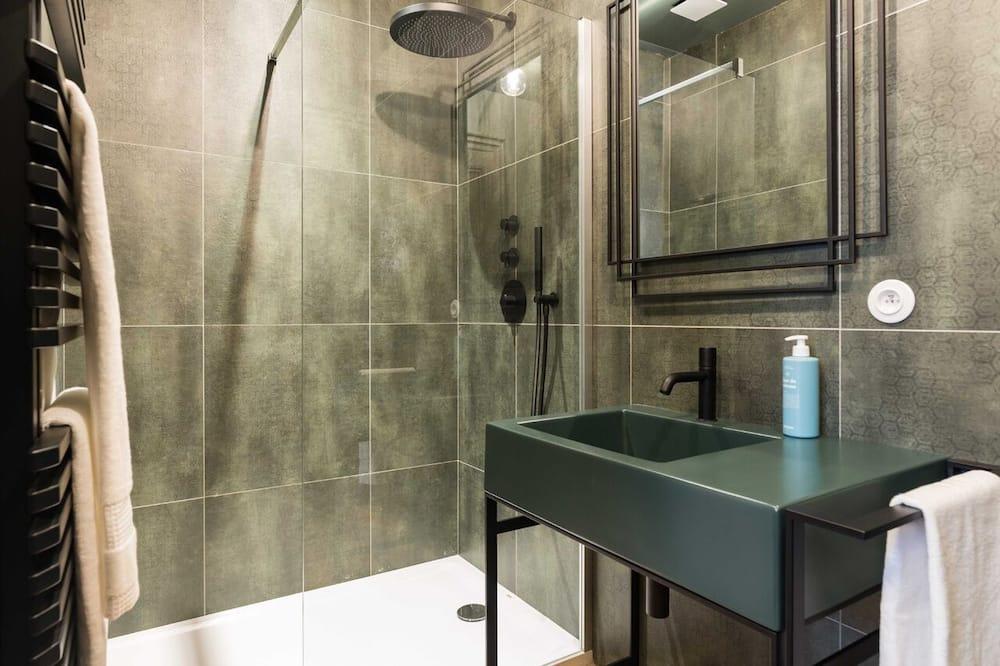 ห้องซูพีเรียดับเบิล, ห้องน้ำส่วนตัว, วิวสวน - ห้องน้ำ