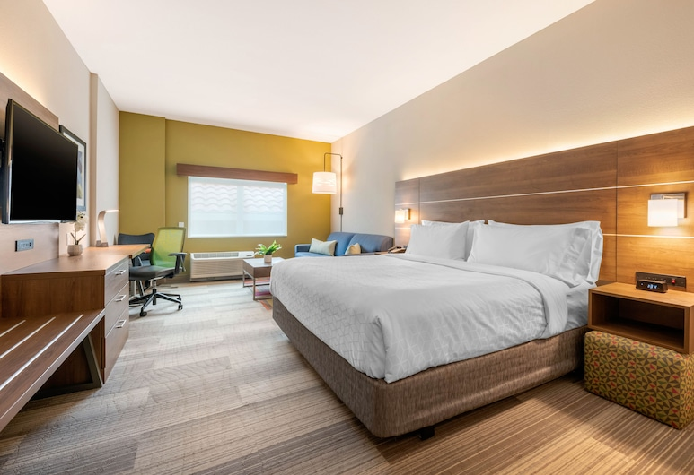 Holiday Inn Express & Suites Ruskin, Ruskin, Suite, 1 King Bed, Non Smoking, Guest Room