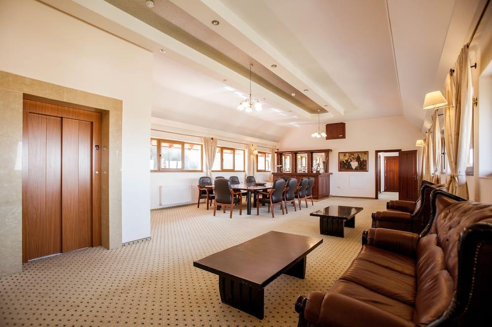 Penthouse empresarial - Sala de estar
