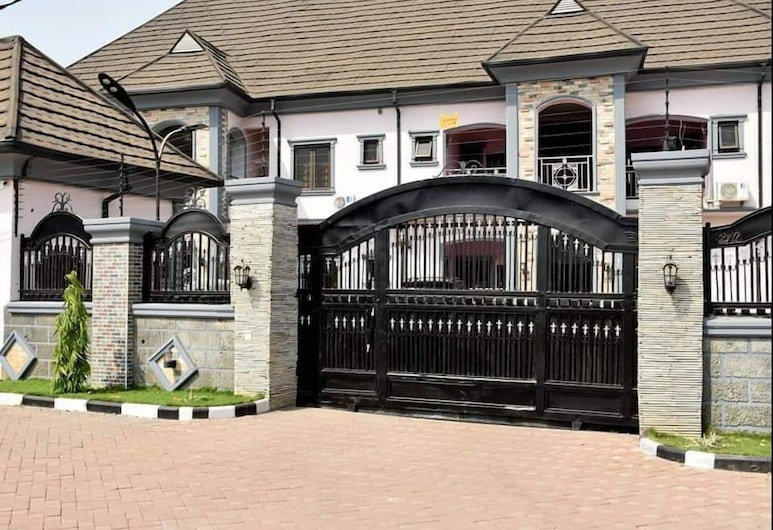 Onim Luxury Apartments, Abuja, Property entrance