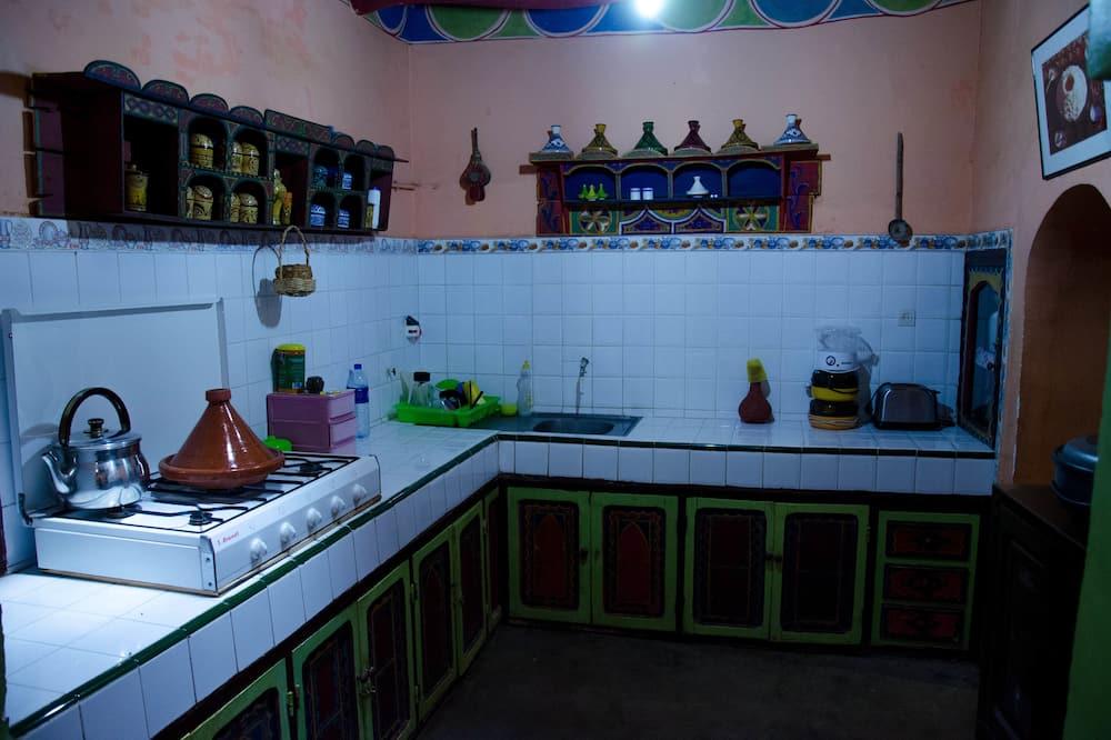 Kamar Triple - Dapur bersama