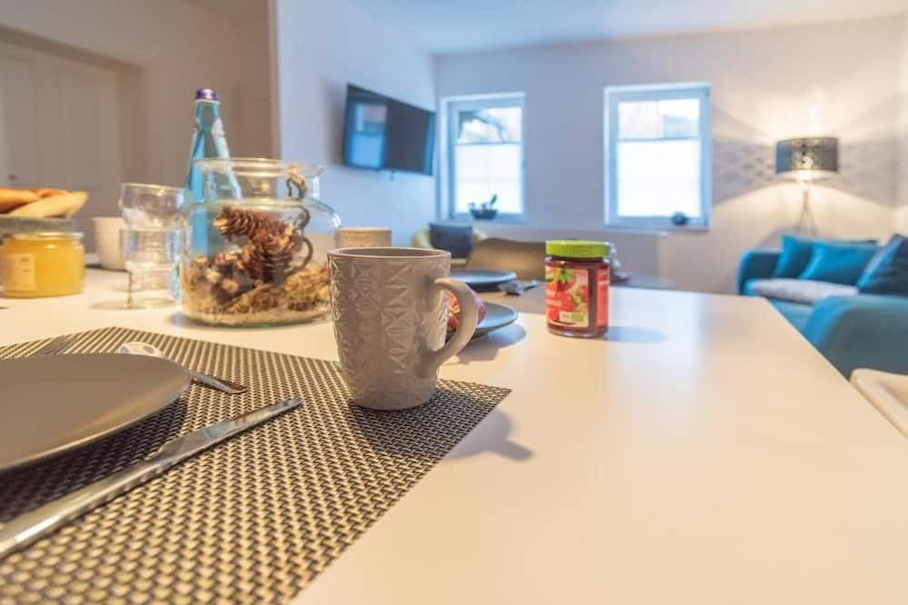 Apart Daire (2) - Odada Yemek Servisi